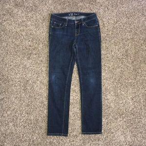 VS Pencil Jean, Size 0
